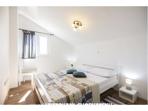 Apartmány CAPE - Ražanac Chorvatsko