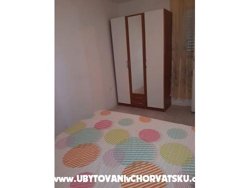 Apartmány Marin Stošić - Ražanac Chorvátsko