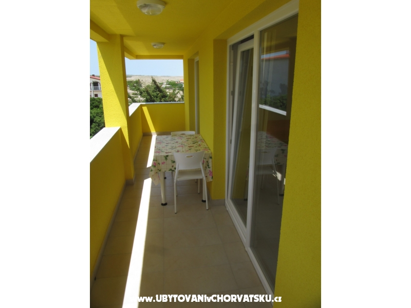 Appartements-Pension Tijan - Ražanac Croatie