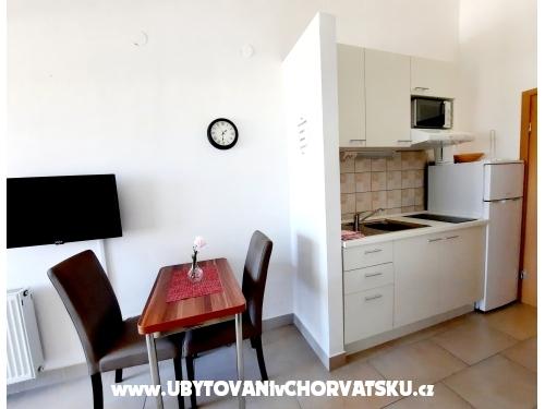Apartmány FLOBI - Ražanac Chorvátsko