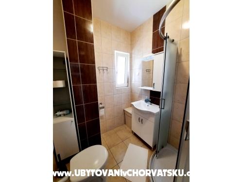 Apartmanok-Pansion Tijan - Ražanac Horvátország