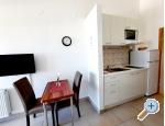 Appartements-Pension Tijan - Ražanac Kroatien