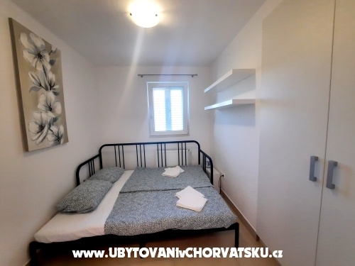 Apartmaji Tijan/Šibenik - Ražanac Hrvaška