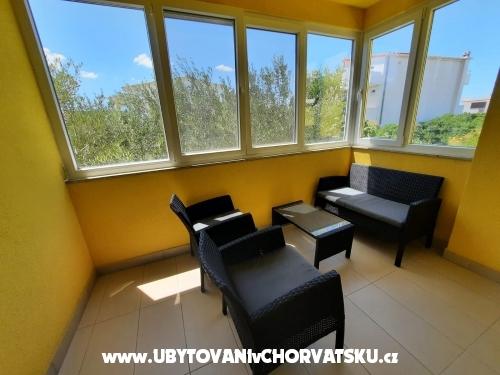Apartmány Tijan/Šibenik - Ražanac Chorvátsko