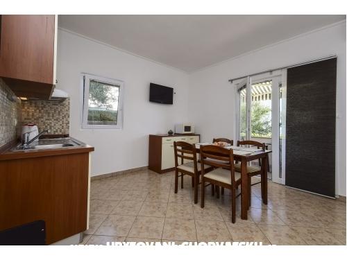 Apartments JIDRA - Ražanac Croatia