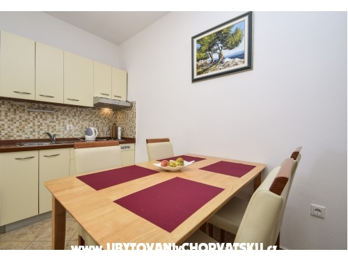 Apartments JIDRA - Ražanac Croatia