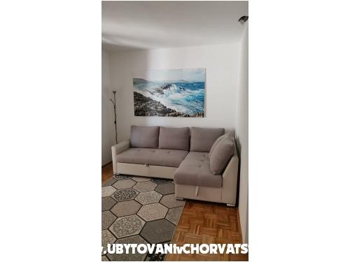 Apartmanok Kožul - Ražanac Horvátország