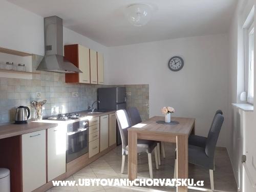 Apartmány Kožul - Ražanac Chorvatsko