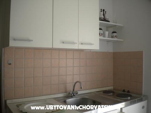 Apartmány Biba i Luce - Ražanac Chorvatsko