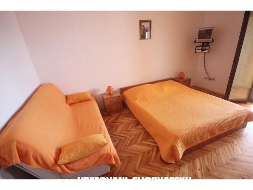 Appartements Njaco - Ražanac Croatie