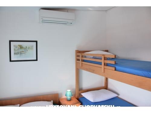 Apartmány Puntica - Ražanac Chorvatsko