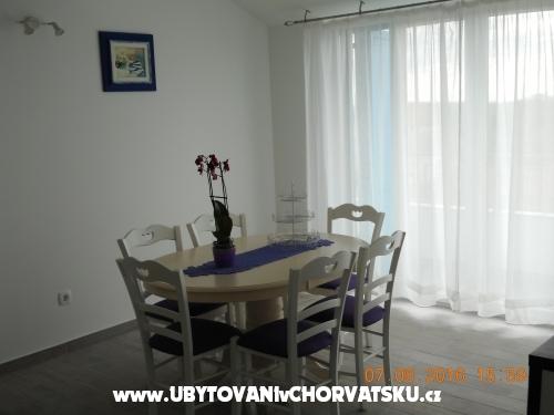 Apartmány Villa Ana - Ražanac Chorvatsko