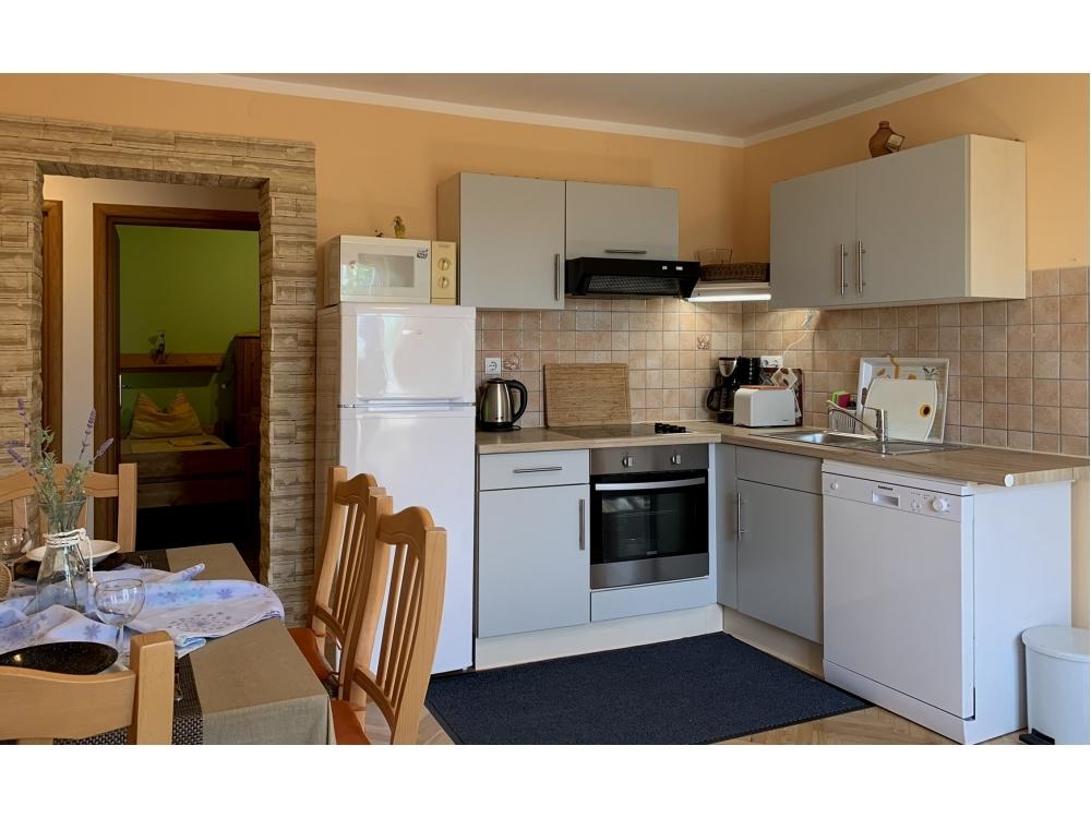 Apartmanok 4mios Rtina - Ražanac Horvátország
