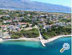 Ferienwohnungen 4mios Rtina - Ražanac Kroatien
