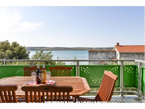 Apartments Batimat - Ražanac Croatia
