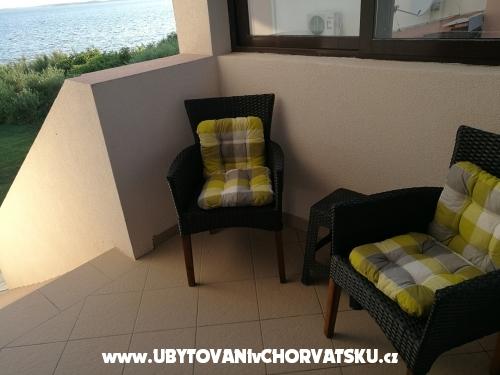 Apartmány Eugen - Ražanac Chorvátsko