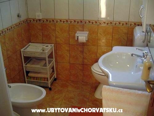 Appartements Rtina Miočići - Ražanac Croatie