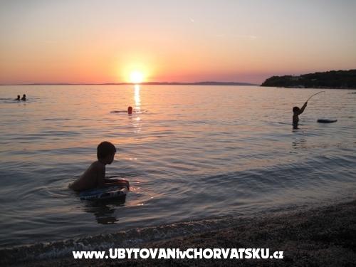 Apartmani Rtina Miočići - Ražanac Hrvatska