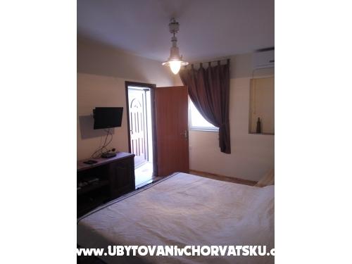 Apartmány Leon - Ražanac Chorvátsko