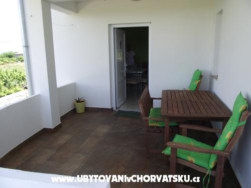 Dům k odpočinku Zdenka - Ražanac Chorvatsko