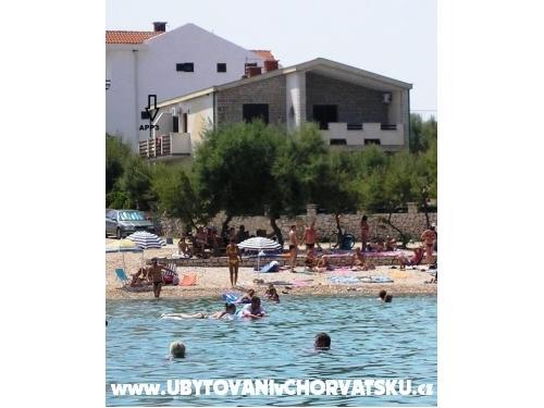 Ferienwohnungen Maestro - Ražanac Kroatien