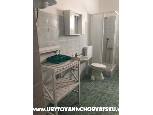 Apartmány Natálie - Ražanac Chorvátsko