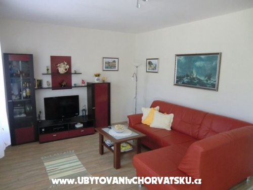 Apartmán Dude - Rogoznica Chorvatsko