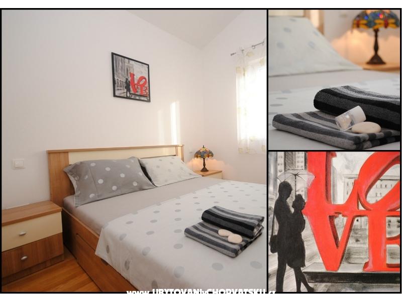 Apartment Marijo - Rogoznica Kroatien