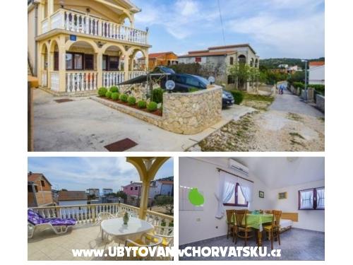 Apartmán Mišić - OAZA MIRA - Rogoznica Chorvátsko