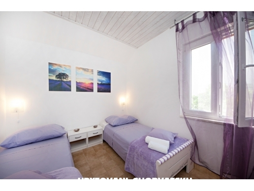 Apartment Nincevic, Kanica - Rogoznica Kroatien