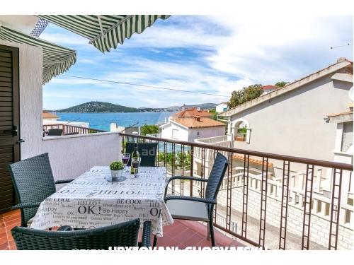 Apartmány Villa Mira - Rogoznica Chorvatsko