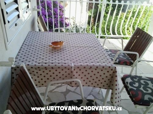 Apartmanok Baković - Rogoznica Horvátország
