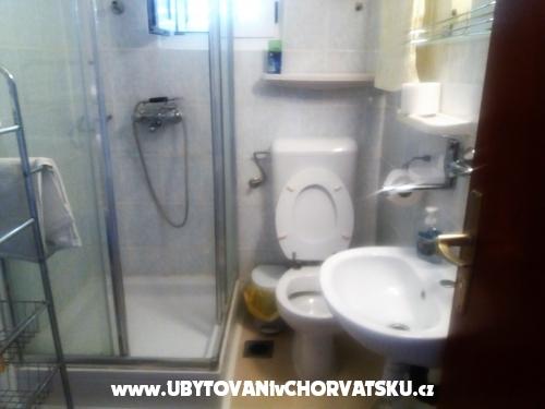 Apartmány Baković - Rogoznica Chorvátsko