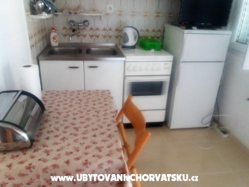 Apartmány Baković - Rogoznica Chorvatsko
