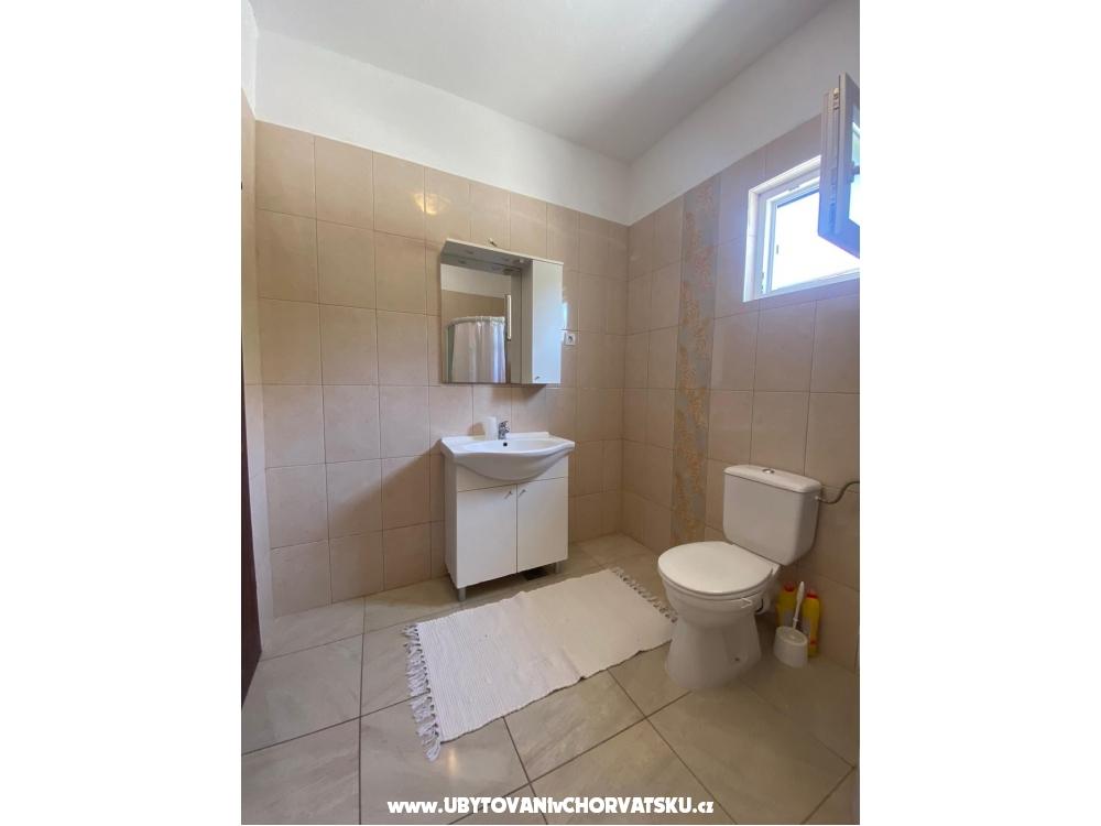 Apartmanok Bebe - Rogoznica Horvátország
