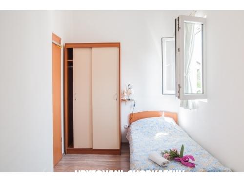 Apartmány Pegamide - Rogoznica Chorvátsko