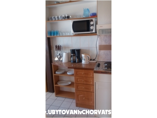 Apartments Buba - Rogoznica Croatia