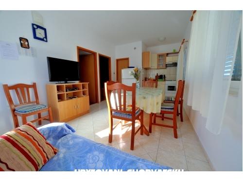 Apartamenty Burazer Iličić - Rogoznica Chorwacja