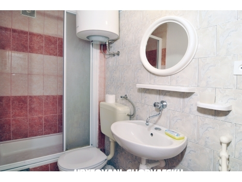 Apartmanok Dejo - Rogoznica Horvátország