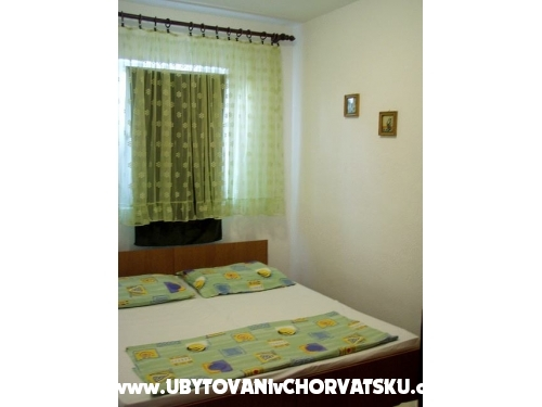 Apartmány Dubravka Zečevo - Rogoznica Chorvátsko
