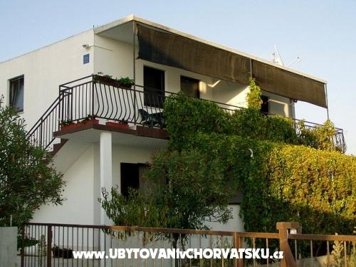 Apartmány Dubravka - Rogoznica Chorvatsko