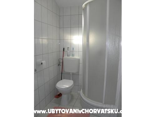 Apartmány Ljuba - Rogoznica Chorvátsko