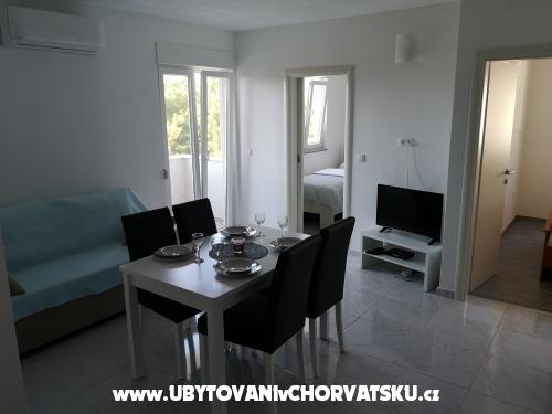 Apartmány Grgić - Rogoznica Chorvatsko