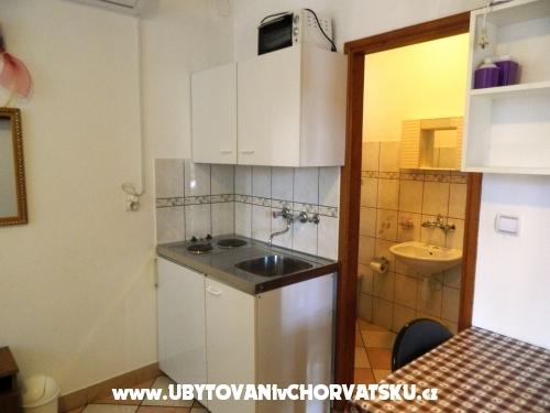 Appartements Jakoubek - Rogoznica Croatie