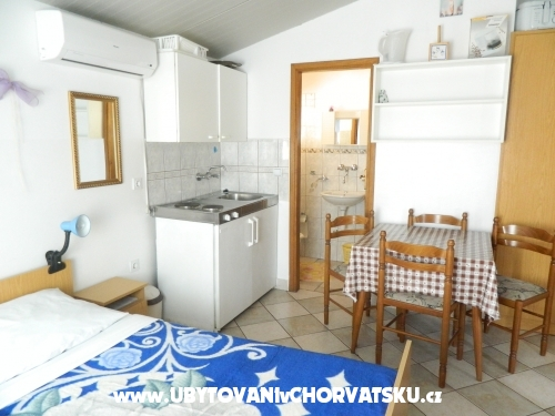Apartmány Jakoubek - Rogoznica Chorvatsko