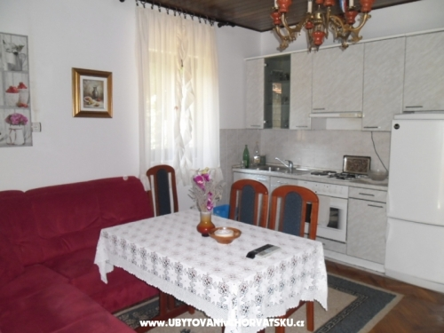 Appartements Juric - Rogoznica Croatie
