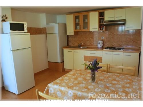 Apartmány Karabatić - Rogoznica Chorvatsko