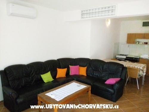 Apartmány Katica - Rogoznica Chorvatsko