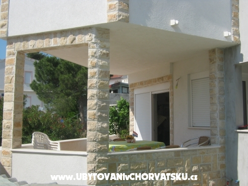 Apartments Alfa - Rogoznica Croatia