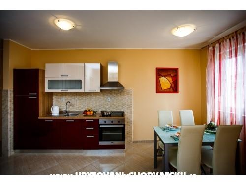 Apartmány Kristina - Rogoznica Chorvatsko